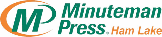 Minuteman Press - Commercial Printing Company Logo by James Lawrence in Ham Lake MN