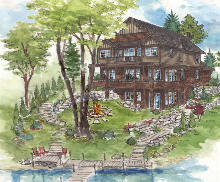 FANTASTIC NEW CONSTRUCTION | LAKE MINNETONKA