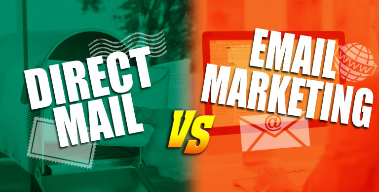Direct Mail vs. Email Marketing: How Do They Stack up and What Is the Best Way to Reach Customers?